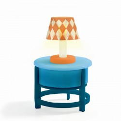 Sofabord og lampe - Djeco Petit Home