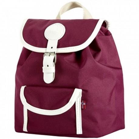 Blommefarvet rygsæk - Lille model - Blafre