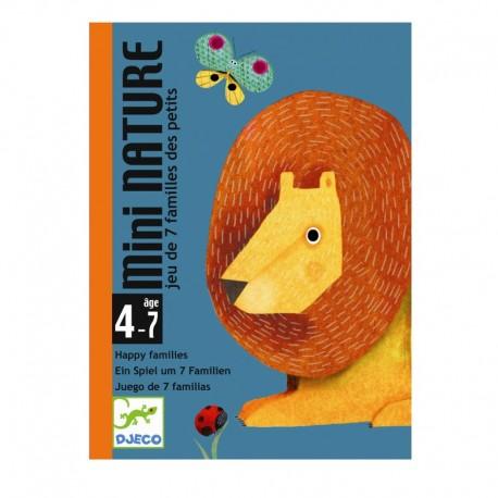 Mini natur (Fisk) - Kortspil - Djeco