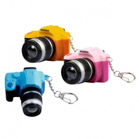 Kamera med lys og klik-lyd