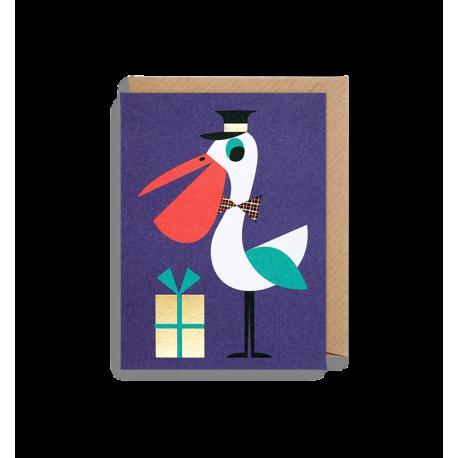 Stork kort - Lille - Ingela P. Arrhenius
