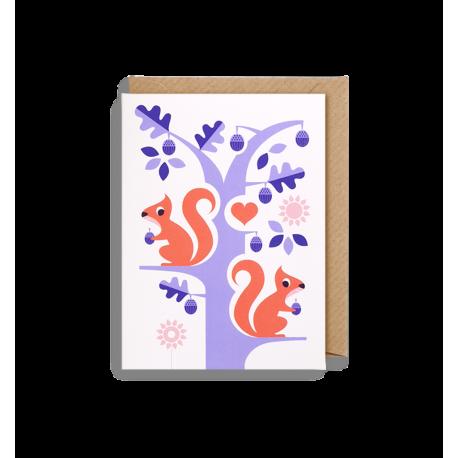 Egern kærlighed kort - Lille - Ingela P. Arrhenius