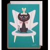 Hr. Kat og mus kort - Ingela P. Arrhenius