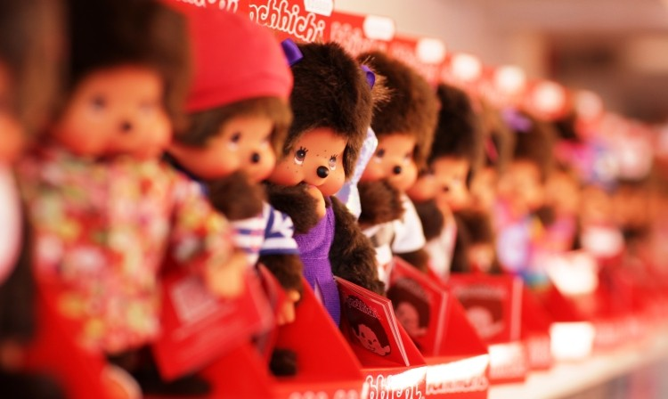 We Love Monchhichi!
