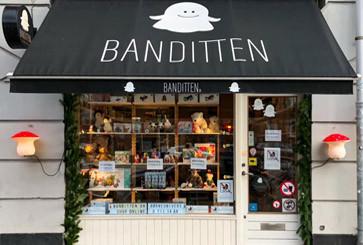 Jul hos Banditten